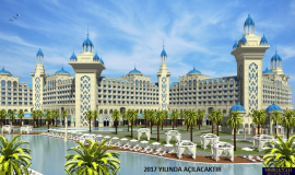GRANADA LUXURY BELEK CONVENTION & SPA HOTEL